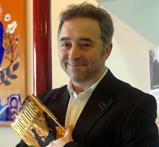 Author Frank Cottrell Boyce visits Morley Library