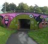Priory School Underpass Refurbishment
