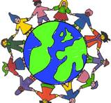 My World, Your World, Our World,  promoting community cohesion
