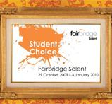 Student Choice at Southampton City Art Gallery
