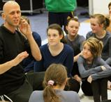 Wayne McGregor CBE makes a rare exception for Customs House